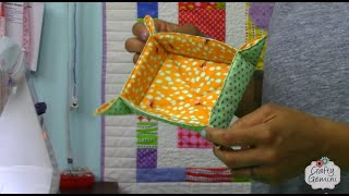 getlinkyoutube.com-Catch-All Fabric Basket Tutorial- DIY