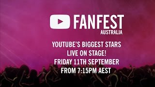 getlinkyoutube.com-YouTube FanFest Australia 2015 - Livestream