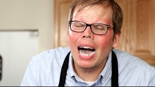 getlinkyoutube.com-TV SHOW FAIL! Host accidentally eats world's hottest pepper!