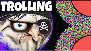 getlinkyoutube.com-AGARIO Funny Moments | Trolling People In Agar.io #9