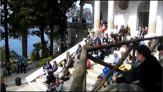 Ápeiron riapre la stagione culturale di Villa Lysis (Cerimonia)