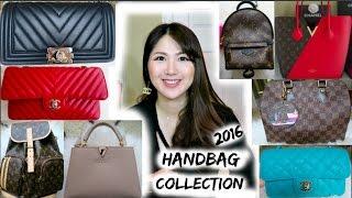 getlinkyoutube.com-Entire HANDBAG COLLECTION 2016