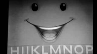 getlinkyoutube.com-Nick Jr. Face Sings The Alphabet Song (in Black & White)
