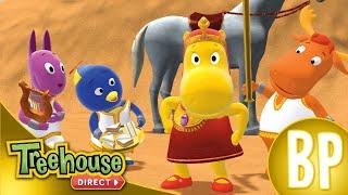 getlinkyoutube.com-Os Backyardigans: A Princesa do Egito - Ep.8