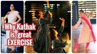 getlinkyoutube.com-Specific exercises for Kathak dancers | Learn Kathak Online