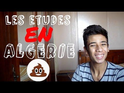 Mourad oudia -les etudes en algerie القراية في الجزائر