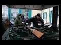 Ягуаровцы угостили горожан солдатской кашей