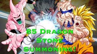 getlinkyoutube.com-Dokkan Battle: 85 Dragon Stones Summoning! Increased chance for SSRs!? (G)