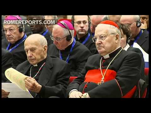 Cardinal Bertone on economic crisis