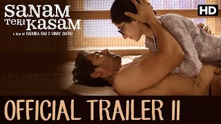 getlinkyoutube.com-Sanam Teri Kasam Official Trailer 2 with English Subtitle | Harshvardhan Rane & Mawra Hocane