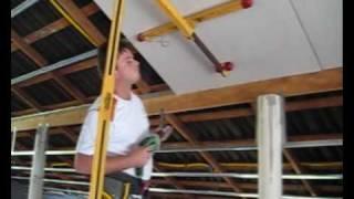 getlinkyoutube.com-Dryliner 1 drywall