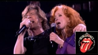 getlinkyoutube.com-The Rolling Stones - Shine A Light - With Bonnie Rait - Live OFFICIAL