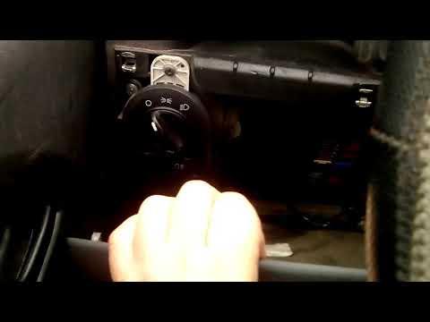 """Лада """"Гранта"""". Замена, ремонт реле указателя поворота """"поворотни ка""""."""