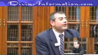 getlinkyoutube.com-Rabbi Yosef Mizrachi - The Debate Part 1