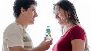 getlinkyoutube.com-Dando a notícia da gravidez!