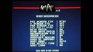 getlinkyoutube.com-Cuales son y como configurar las opciones del chip matrix PS2