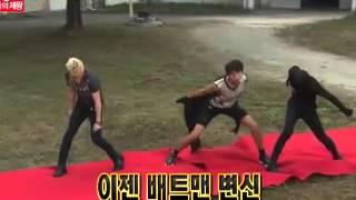 getlinkyoutube.com-Running man ep 162 beast dance