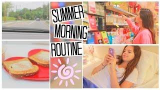 getlinkyoutube.com-My Summer Morning Routine! | 2015
