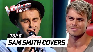 getlinkyoutube.com-The Voice | BEST 'SAM SMITH' Blind Auditions