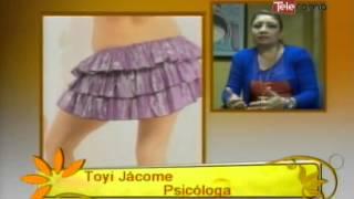 getlinkyoutube.com-Consecuencias de vestir a las niñas con look sexy