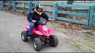 getlinkyoutube.com-Gio 50cc ATV Darren & Dylan