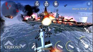 getlinkyoutube.com-GUNSHIP BATTLE : Episode 8 - Mission 4 - Mi - 17
