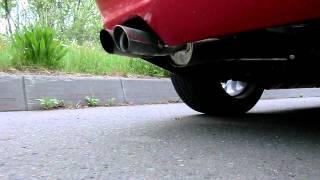 getlinkyoutube.com-アルファロメオ156 V6 2.5 ブリッピング キダスペシャル
