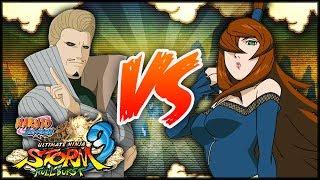 [PC] NARUTO SHIPPUDEN: Ultimate Ninja STORM 3 FULL BURST | 2nd Mizukage VS 5th Mizukage