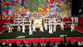 Cheer Athletics Cheetahs Spirit Celebration 2015
