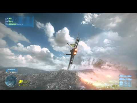 kRustY vs SenhorMinistro - Battlefield 3 Dogfight
