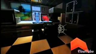 getlinkyoutube.com-Five Nights at Freddy's Minecraft Movie Part 4