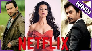 Sacred Games! First Indian Netflix Original Series!😱 Everything you Need to Know in Hindi!
