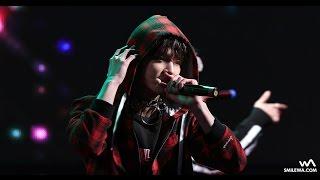 [4K] 161223 NCT 127 Mad City 태용 직캠 @신촌 크리스마스 거리축제 Fancam by -wA-