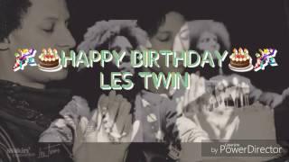 getlinkyoutube.com-🎉🎂 HAPPY BIRTHDAY LES TWINS 🎂🎉