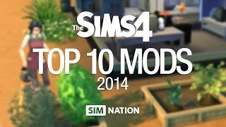 getlinkyoutube.com-The Sims 4: Top 10 Mods 2014
