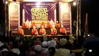 Miftahul Jannah Ya Habibal Qolb Fesban Jatim Bali 2015 SMANSA Banyuwangi