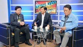 ICYMI: Senator Bongbong Marcos shares insights on the President's last SONA