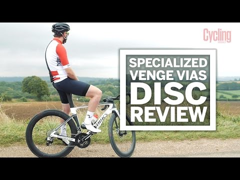 Specialized Venge Vias Disc Review