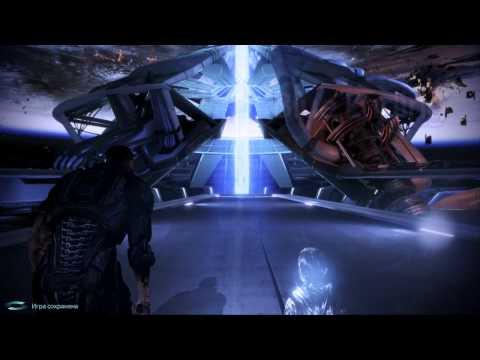 Mass Effect 3: Все концовки