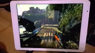 getlinkyoutube.com-Win 8.1 Gaming: Teclast X98 Air 3G Half Life 2, Civ 5 and Asphalt 8 (English)