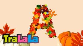 getlinkyoutube.com-A, a, a, acum e toamnă, da - Cântece de toamnă pentru copii | TraLaLa