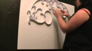 getlinkyoutube.com-30 STM ~ quilling technic (speed video)
