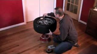 getlinkyoutube.com-DIY Tire Balancing Machine