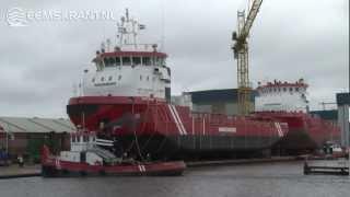 getlinkyoutube.com-Tewaterlating sanaborg scheepswerf Niestern Sander Farmsum