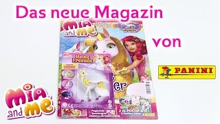 Mia and me Magazin - März