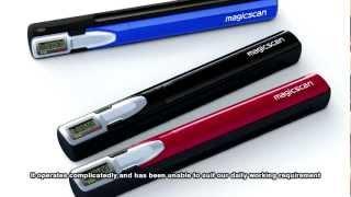 getlinkyoutube.com-MagicScan Portable Scanner A4A