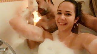 getlinkyoutube.com-PLAYING IN THE BATH !!