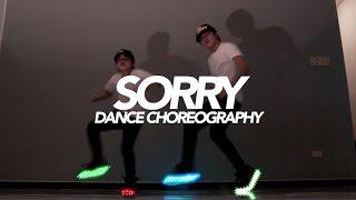 getlinkyoutube.com-Justin Bieber - Sorry Dance #SiblingGoals