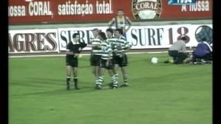 23J :: U. Madeira - 0 x Sporting - 0 de 1993/1994
