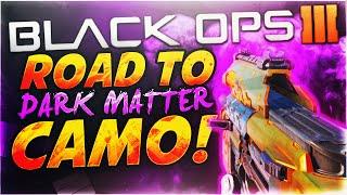 getlinkyoutube.com-GOLD P90! Black Ops 3 ROAD TO DARK MATTER CAMO! WEEVIL GOLD GUN GAMEPLAY! (Road To Dark Matter BO3)